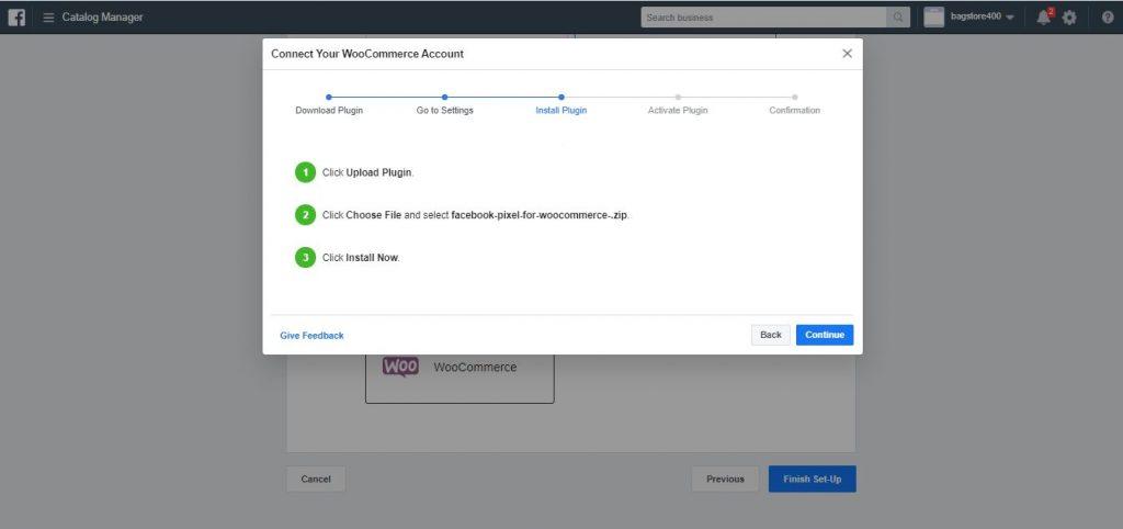 استفاده از افزونه ووکامرس برای ساخت فروشگاه اینترنتی اینستالگرام